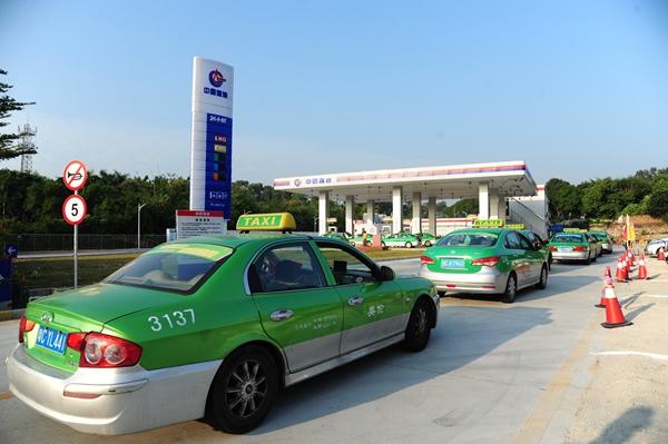 珠海新能源多次走访出租车公司,联合珠海市租车协会组织出租车企业
