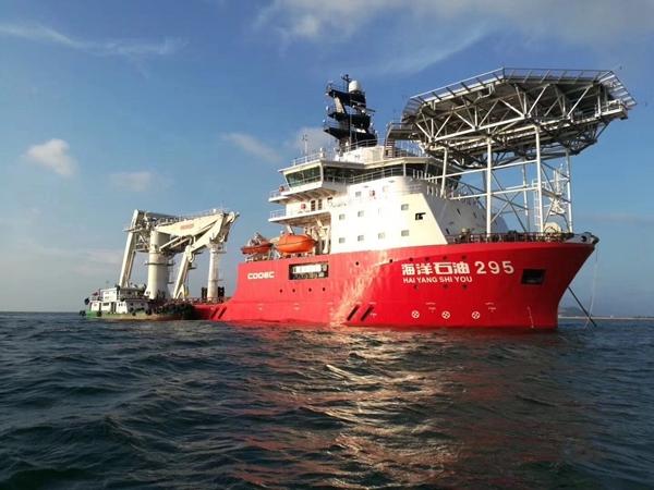 中国海洋石油集团有限公司 公司新闻 重器耕深海