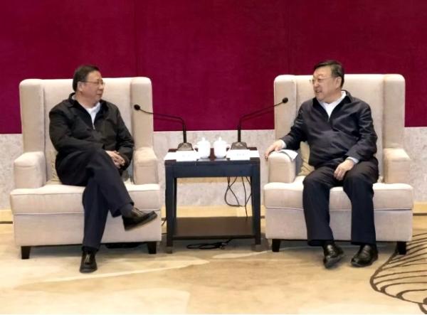 中国海洋石油集团有限公司 要闻 杨华与福建省省长